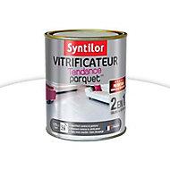 Vitrificateur Tendance Parquet Blanc laqué 750 ml