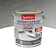 Vitrificateur Tendance Parquet Effet alu métallisé 2 L