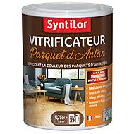 Vitrificateur Syntilor Parquet d'Antan incolore mat 0,75L