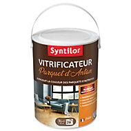 Vitrificateur Syntilor Parquet d'Antan incolore mat 5L