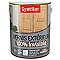 Vernis bois intérieur/extérieur SYNTILOR 100% invisible incolore mat 2,5L