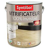 Vitrificateur parquet Syntilor 100% invisible mat 5L