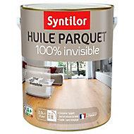 Huile parquet Syntilor 100% invisible mat 5L