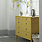 Peinture SYNTILOR Tendance meubles soft jaune mars mat 0,5L