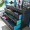 Peinture SYNTILOR Tendance meubles noir laqué 0,5L