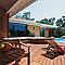 Saturateur aquaréthane terrasses SYNTILOR chocolat 0,75L