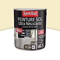 Peinture pour sol Palette satin 2,5 L