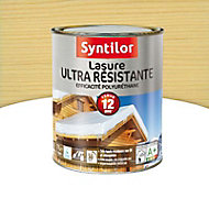 Lasure ultra résistante Syntilor Incolore 1L - 12 ans