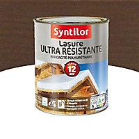 Lasure ultra résistante Syntilor Chêne rustique 1L - 12 ans