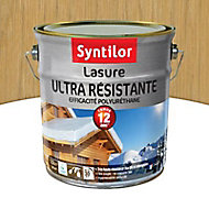 Lasure ultra résistante Syntilor Incolore 2,5L - 12 ans