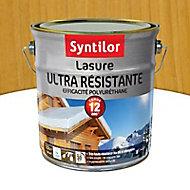 Lasure ultra résistante Syntilor Chêne clair 2,5L - 12 ans