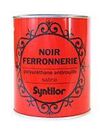 Noir ferronnerie 750 ml