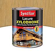 Lasure Xylodhone Syntilor Chêne nature 1L - 8 ans