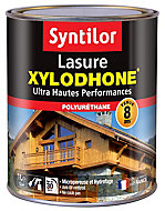 Lasure Syntilor Xylodhone Ultra Hautes PerFormances gris perle satin 1L