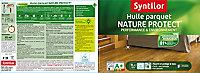 Huile parquet Nature Protect chêne 1L