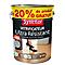 Vitrificateur parquets, planchers et escaliers SYNTILOR Ultra résistant incolore mat 5L + 20% gratuit
