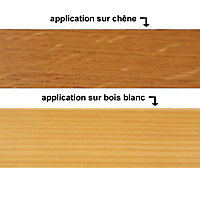 Vitrificateur ultra résistant 5L + 20% chêne ciré teinté
