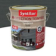 Protection teintée bois Syntilor Anthracite 2,5L - 8 ans