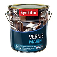 Vernis marin Incolore Satiné Syntilor - 2.5 L