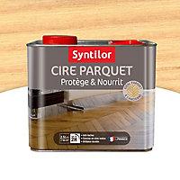 Cire liquide parquet Incolore 2,5 L