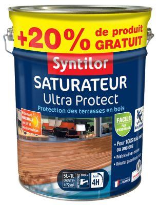 Saturateur Aquaréthane Chocolat 5l 20 Syntilor Castorama