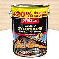 Lasure Xylodhone Syntilor Blanc 5L + 20% - 8 ans