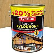 Lasure Xylodhone Syntilor Chêne nature 5L + 20% - 8 ans