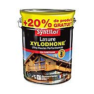 Lasure ultra hautes performances Gris - Syntilor 5L + 20%