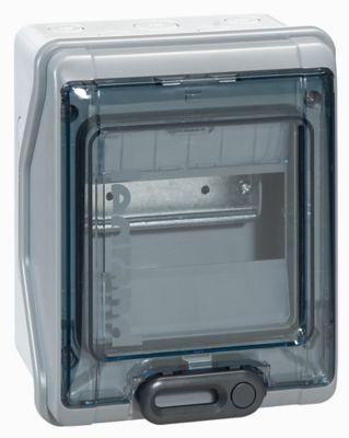 Tableau électrique à équiper 6 modules étanche LEGRAND