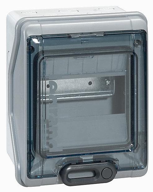 Tableau Electrique A Equiper 6 Modules Etanche Legrand Castorama