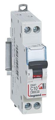 Disjoncteur Phase Neutre 10a Legrand Castorama
