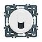 Mécanisme de prise RJ 45 informatique-téléphone LEGRAND Céliane blanc