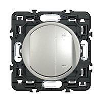Mécanisme d'interrupteur variateur de lumière Legrand Céliane titane 300W