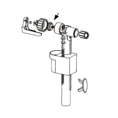 Membrane Insert Pour Robinet Flotteur 95l 95b Siamp