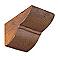 Console polyuréthane Decosa Tirol chêne clair pour poutre 12 x 12 cm