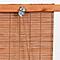 Store enrouleur tamisant bois tissé BALLAUFF Okoumé 140 x 180 cm