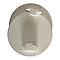 2 cales adhésives plastique pour support universel GEKO blanc L.9 cm