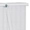 Store enrouleur bois blanc extérieur 140 x 180 cm