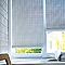 Store enrouleur tamisant bois tissé BALLAUFF blanc 120 x 220 cm