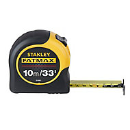 Mètre ruban Stanley Fatmax Blade Armor 10 m x 32 mm