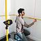 Niveau laser croix automatique STANLEY CLLI