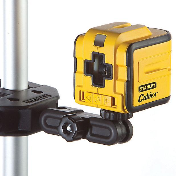 Niveau Laser Croix Stanley Cubix Castorama