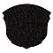 Peinture fer direct sur rouille HAMMERITE noir martelé 0,25L