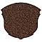 Peinture fer direct sur rouille HAMMERITE châtaigne martelé 2,5L