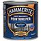 Peinture fer direct sur rouille HAMMERITE bleu nuit martelé 2,5L