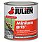 Protection antirouille métaux ferreux JULIEN Minium gris 0,5L