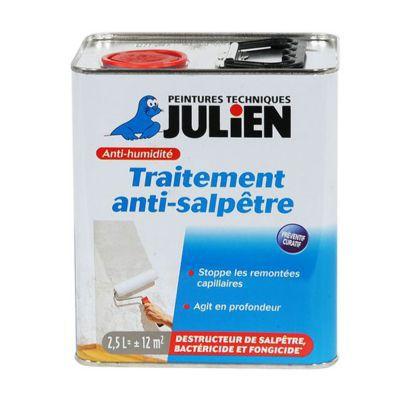Charmant Traitement Anti Salpêtre Julien Incolore 2,5L   Castorama.