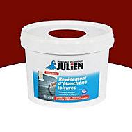 Revêtement d'étanchéité toiture Rouge 10L Julien