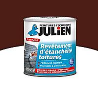 Revêtement d'étanchéité toiture Brun 0.75L Julien