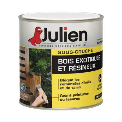 Sous-Couche Bois Exotiques Et Résine Julien J8 2,5L | Castorama